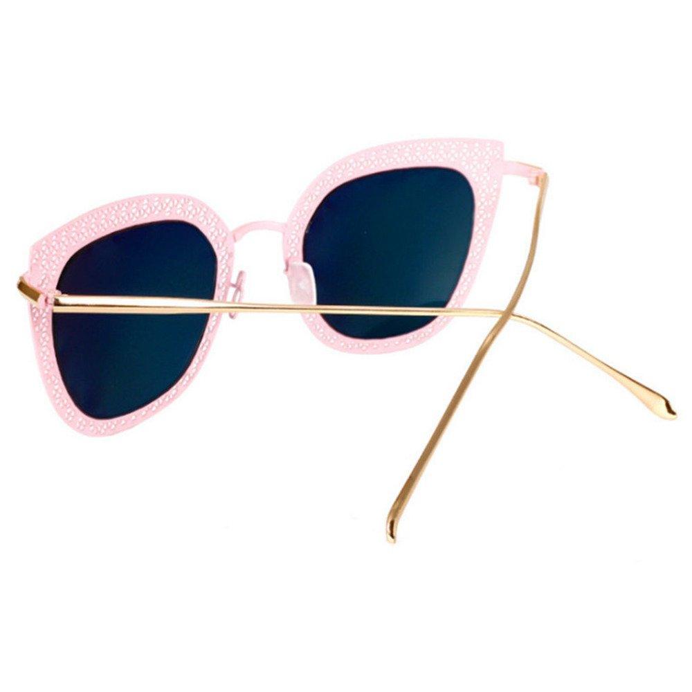 Aoligei Europäische und amerikanische geschnitzt weibliche Sonnenbrille Sonnenbrille mit schmalen Gesicht exquisite große Rahmen Q3I6m