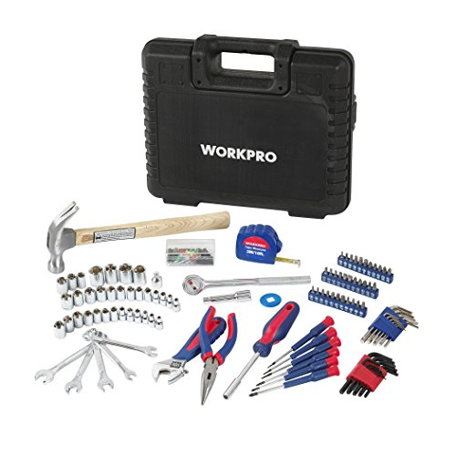WORKPRO W009042A 165-Piece General Purpose Tool Set