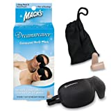 Macks Dreamweaver Contoured Sleep Mask (Pack of 2)