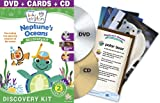 Baby Einstein: Neptune's Oceans Discovery Kit (One-Disc DVD + CD + Discovery Cards) Image