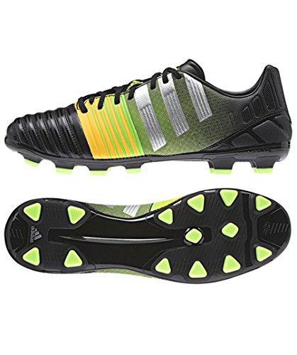 Adidas Nitrocharge 3.0 HG BLACK1/METSIL/NEONOR