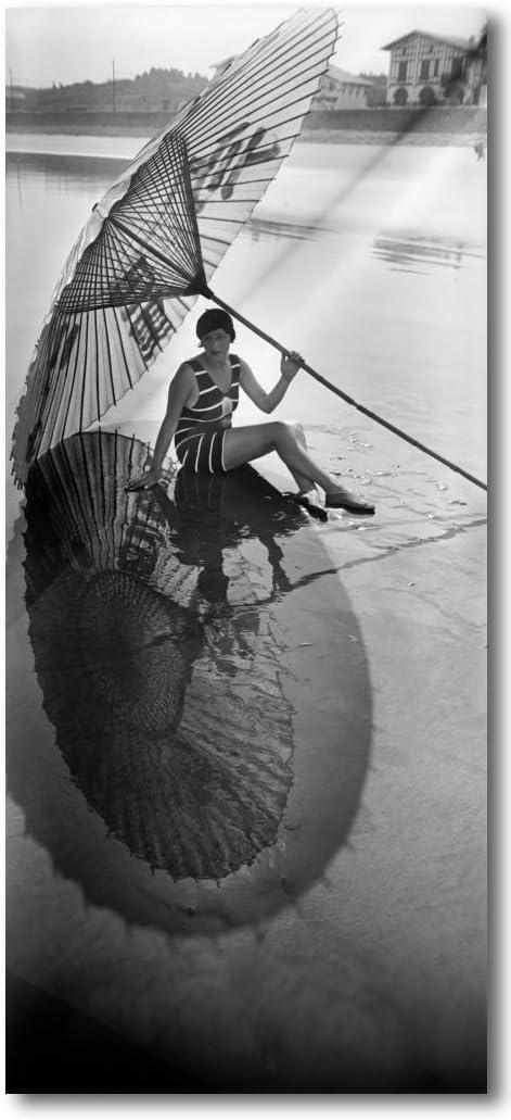 Cuadro Decoratt: Sombra y Reflejo Hendaya Jacques Henri Lartigue ...