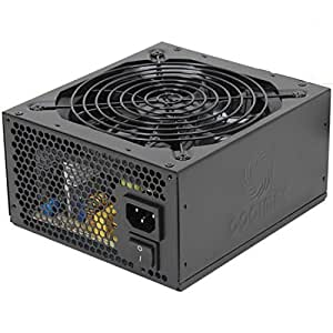 Coolmax Power Supply ATX 600 Power Supply - ZU-600B