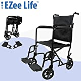 "Transport Chair - 19"" seat width - Ezee Life"
