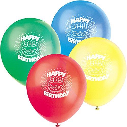 Printed Balloons Round 12
