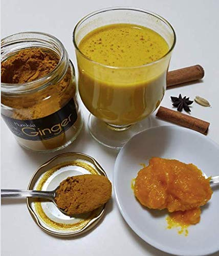 Amazon.com: Golden Milk : Spiced Turmeric Powder : 150gram/5.2oz: Health & Personal Care