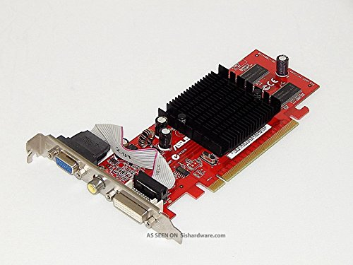 Asus EAX300SE Radeon X300SE 128MB PCI-Express x16 Video Card