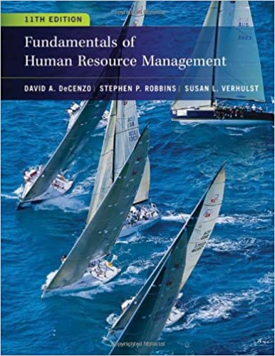 Fundamentals of human resource management 9780470910122 human fundamentals of human resource management 11th edition fandeluxe Choice Image