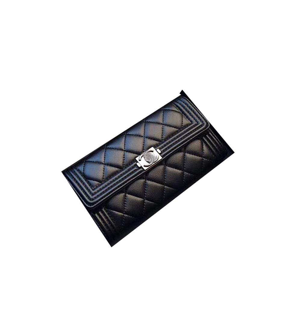 HPASS Classic Boy L-Wallet for Women