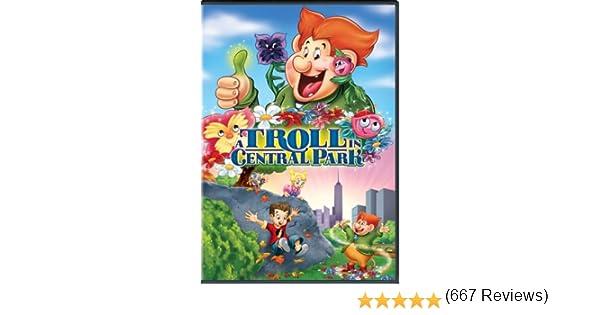 Troll in Central Park [DVD]: Amazon.es: Cine y Series TV