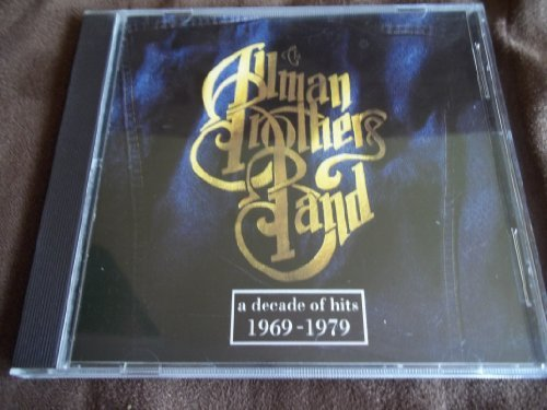 Price comparison product image Allman Brothers Band a Decade of Hits 1969-1979