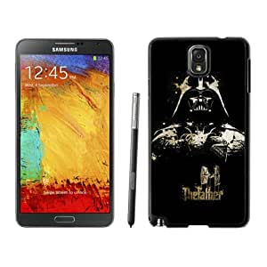 Attractive Case The God Father Darth Vader Black Phone Case for Samsung Galaxy Note 3