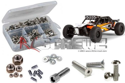 Stainless Steel Screw Kit: Axial EXO Buggy (Kit Exo Buggy Terra Axial)