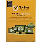 Software : Norton By Symantec Norton Security with Backup