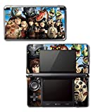 How to Train Your Dragon 2 3 Hiccup Toothless Video Game Vinyl Decal Skin Sticker Cover for Original Nintendo 3DS System