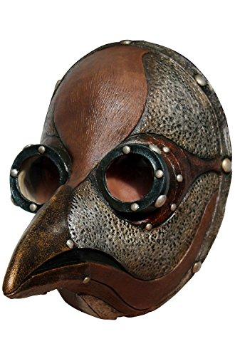 Ghoulish Masks Peste Steampunk Adult Mask Standard]()
