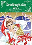 Santa Brought A Son: Harlequin comics