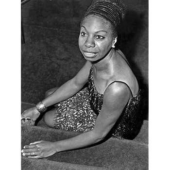 Amazon.com : Nina Simone Poster, Singer, Songwriter