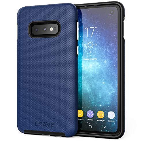 S10e Case, Crave Dual Guard Protection Series Case for Samsung Galaxy S10e - Navy