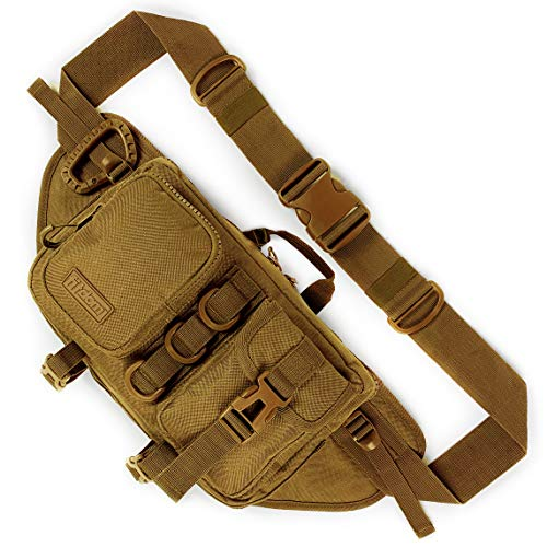 Fitdom Tactical Sling Bag