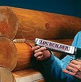 Sashco Log Builder Caulking 29 oz Tubes Case 10 - Tan