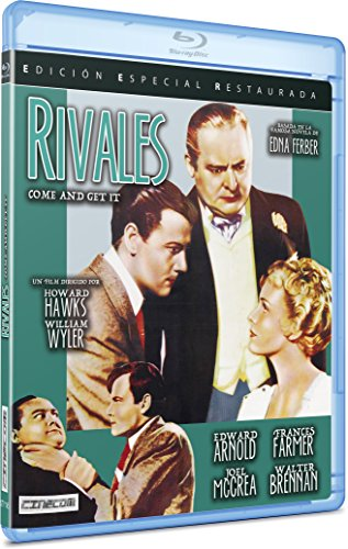 Rivales BD 1936 Come and Get It [Non-usa Format: Pal -Import- Spain]