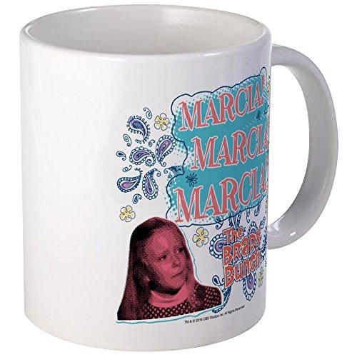 (CafePress - The Brady Bunch: Marcia! Mug - Unique Coffee Mug, Coffee Cup)