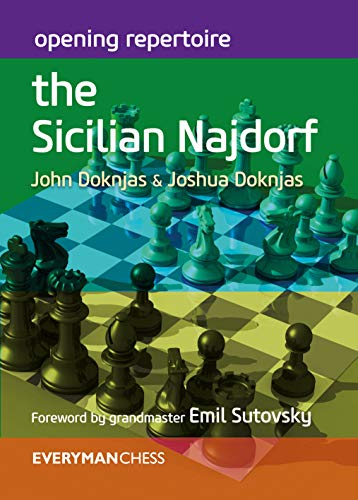 Pdf Entertainment Opening Repertoire The Sicilian Najdorf (Everyman Chess)