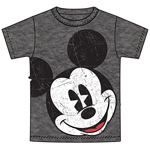 Disney Mickey Mouse Little & Big Boys Big Face T Shirt (6/7)