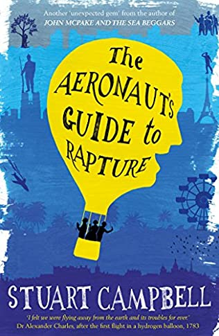 book cover of The Aeronaut\'s Guide to Rapture