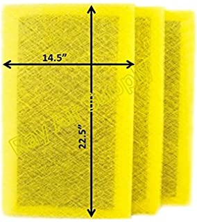 A10 toc uv lamp replacement for millipore zfa10uvm1 amazon ray air supply 16x25 micropower guard air cleaner replacement filter pads 3 pack yellow fandeluxe Image collections
