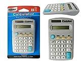 Calculator, 8 Digits Size: 2.5'' x 4.5'' , Case of 96