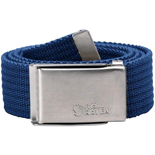 527 Belt - Fjallraven - Canvas Belt, Deep Blue