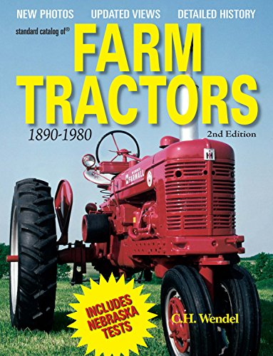 Standard Catalog of Farm Tractors 1890-1980, 2nd Edition from Krause Publications
