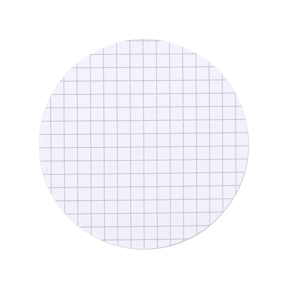 MCE Membrane Filter, Membrane Solutions Lab Supply Sterile MCE Gridded Membrane Filter, Diameter:47mm, Pore:0.45 Micron,Pack of 100 by Membrane Solutions