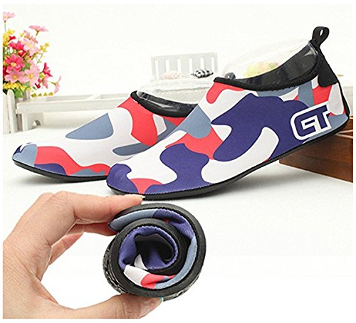 Beach Beach Driving Walking Shoes for Barefoot Shoes Swim Park Water Men's for Swim Aqua Shoe Surfing and Socks Women Boating Unisex Pool Purple Lake ECOTISH Garden Yoga HSqxzw1x