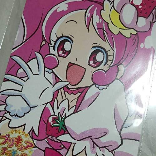 井野真理恵 東映アニメーションプリキュアワークス 特典イラストカード ホイップ