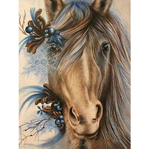 Which are the best diamond painting horse kits for adults available in 2020?