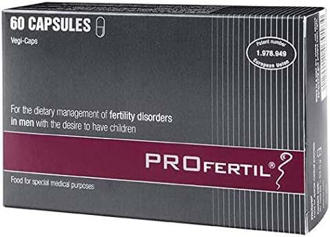 Profertil for Men, 60 Capsules, Lenus Pharma