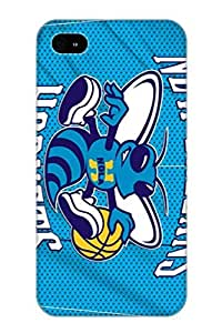 Christmas Day's Gift- New Arrival Cover Case With Nice Design For Iphone 4/4s- Charlotte Bobcats