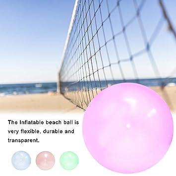 Pelota de Playa Gigante Inflable, Super Burbuja Burbuja Resistente ...