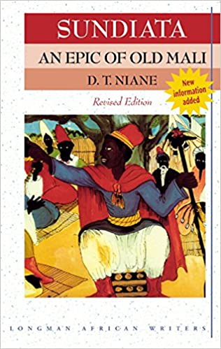 sundiata an epic of old mali book