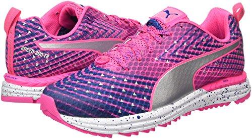 De knockout Blue Rosa Blanco Wn Tr 300 Speed true Ignite Running Puma Azul Rosa 02 Y Pink Mujer Zapatillas Para 6ZqSYBnUUw
