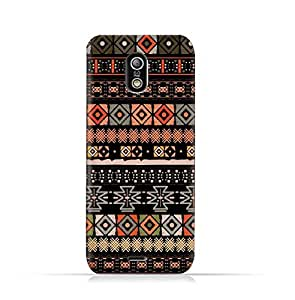 Infinix Hot X507 TPU Protective Silicone Case with Boho style Pattern