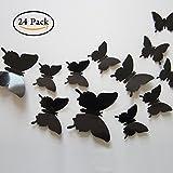 Neele 24pcs 3D Butterfly Remov