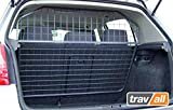 Travall Guard for Volkswagen Golf Hatchback (2003-2009) Also for VW Rabbit Hatchback (2006-2008) TDG0418 – Rattle-Free Steel Pet Barrier For Sale