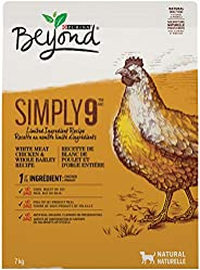 Beyond Simply 9 Natural Dry Dog Food, White Meat Chicken & Whole Barley 7 kg