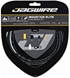 Jagwire Mountain Elite Link Bicycle Brake Cable Housing Kit (Black)
