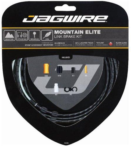 JAG WIRE(ジャグワイヤー) Mountain Elite Link Brake Kit ブラック MCK500   B00FN3B9FO