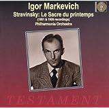 Stravinsky: Rite of Spring (1951 & 1959 recordings)